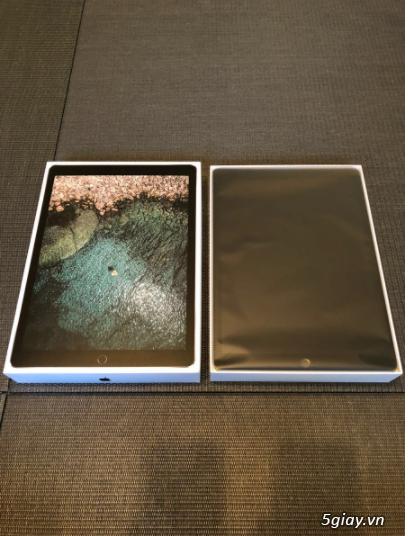 iPad Pro 10.5--256G |4G|  BH APPLE 21/10/2018 BH CHÍNH HÃNG 29/8/20  Máy Mới 99%  TRÙNG IMEI ZIN MÁY