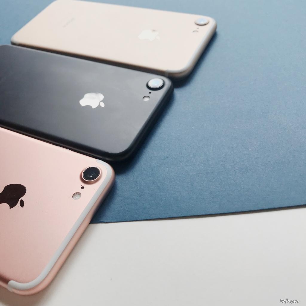 iPhone 7 giá chỉ còn 6.390.000   BH 6 tháng   trả góp 0% - 3