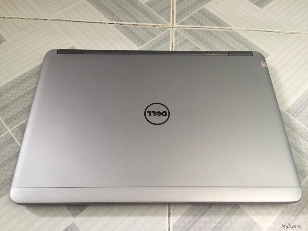 Dell latitude 7240 core i5 4300u 4g ssd 128g nhỏ gọn new 99% zin all - 1