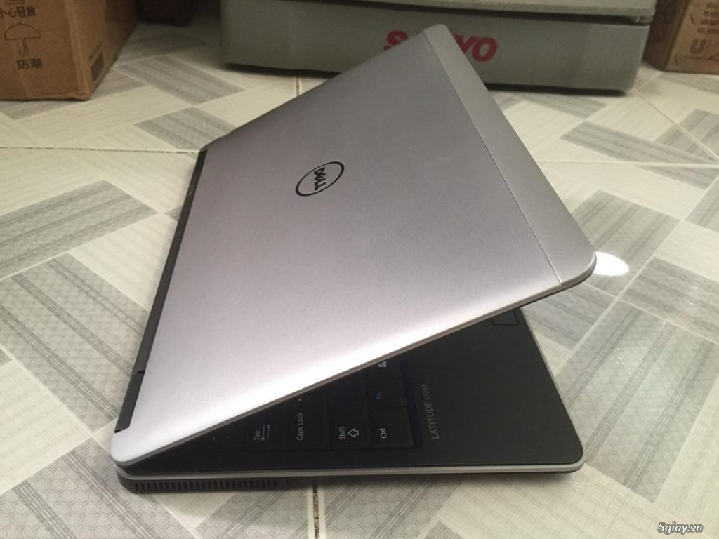 Dell latitude 7240 core i5 4300u 4g ssd 128g nhỏ gọn new 99% zin all - 3