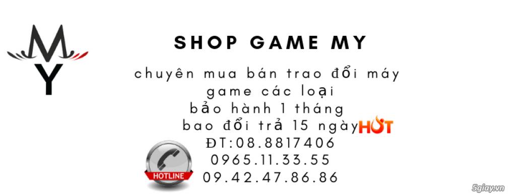 Shopgame MY:thu mua nintendo switch,3ds,wii,thu mua ps3, thu mua ps4, thu mua vita, thu mua psp,xbox
