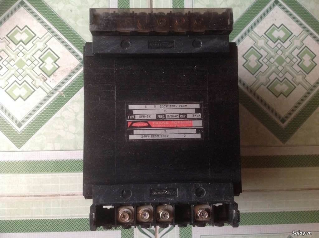 Biến áp cách ly Nhật 500VA -10KVA, lọc nguồn âm thanh..... - 10