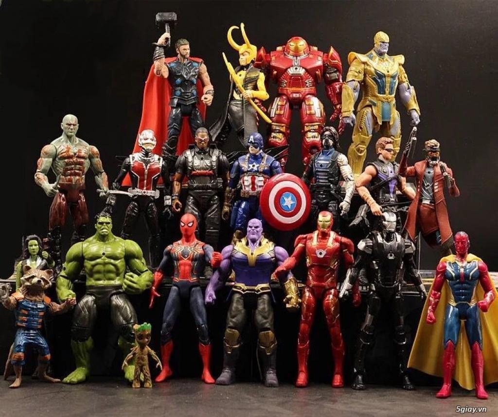 Mô Hình Marvel - Avengers - Princess Disney