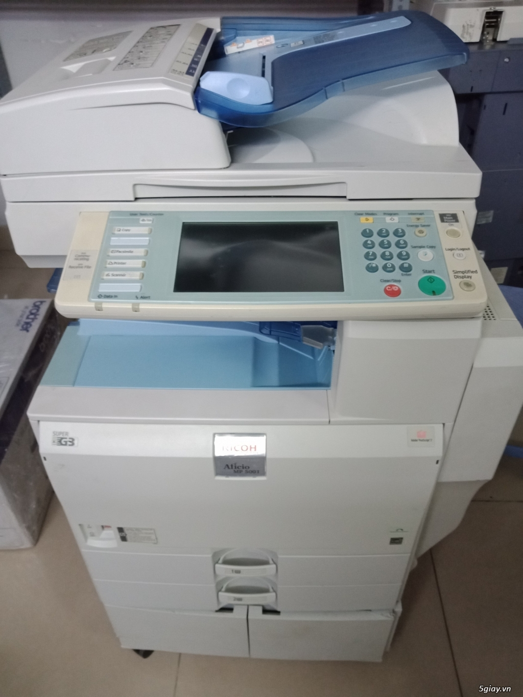 Máy Photocopy Ricoh MP5001 - 1