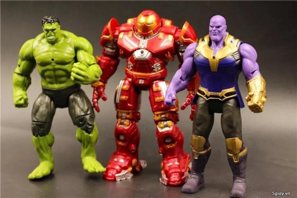 Mô Hình Marvel - Avengers - Princess Disney - 2