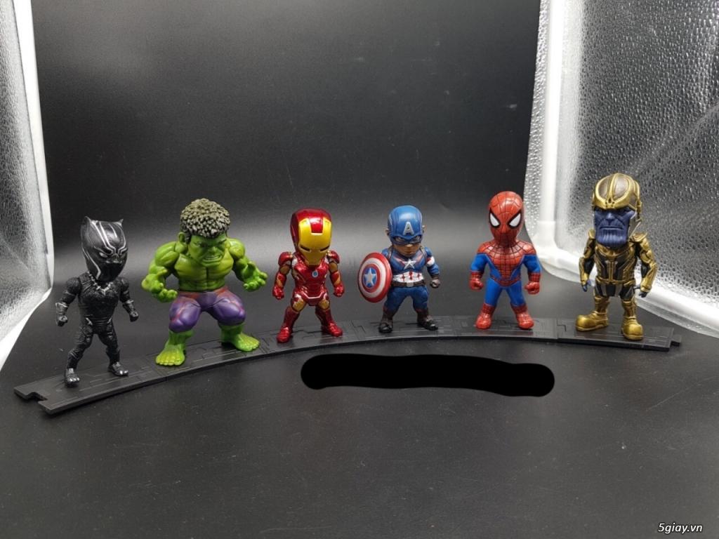 Mô Hình Marvel - Avengers - Princess Disney - 11