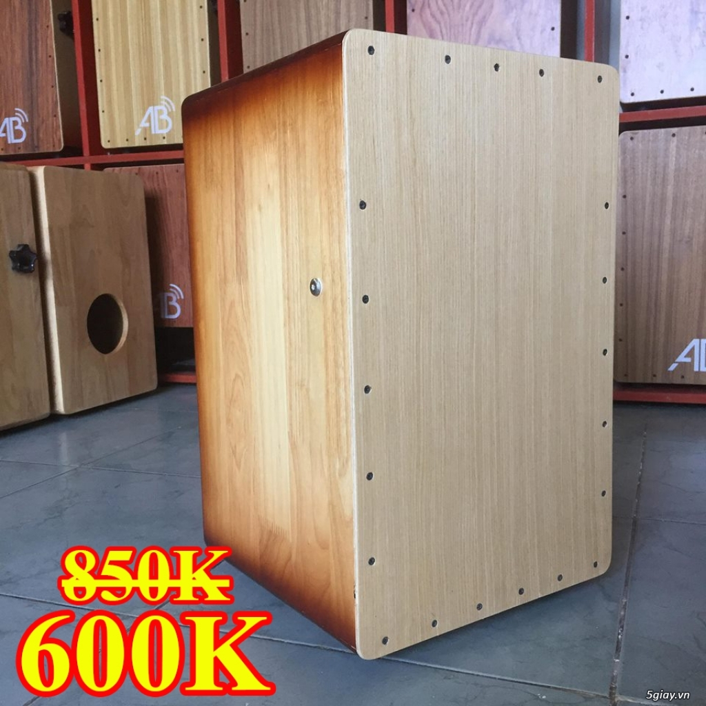 Tưng Bừng Khai Trương Showroom Cajon 290k, 350k, 390k, 450k, 550k, 600 - 11