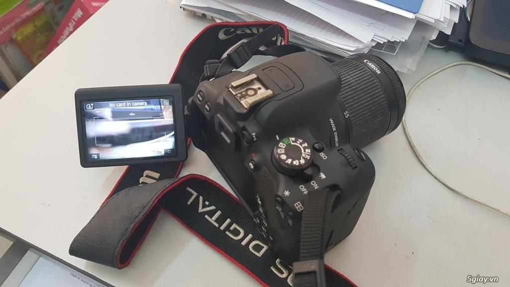 giá máy ảnh canon 700d