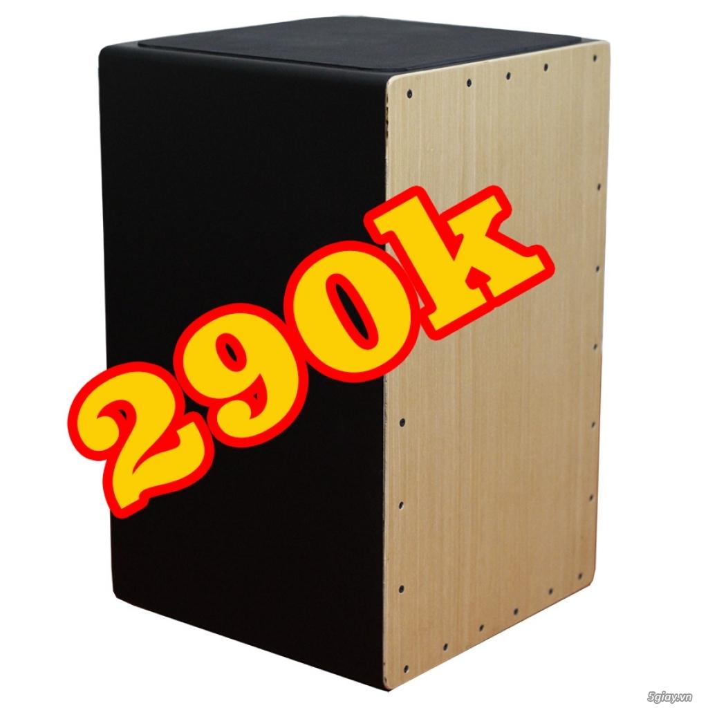 Tưng Bừng Khai Trương Showroom Cajon 290k, 350k, 390k, 450k, 550k, 600 - 1