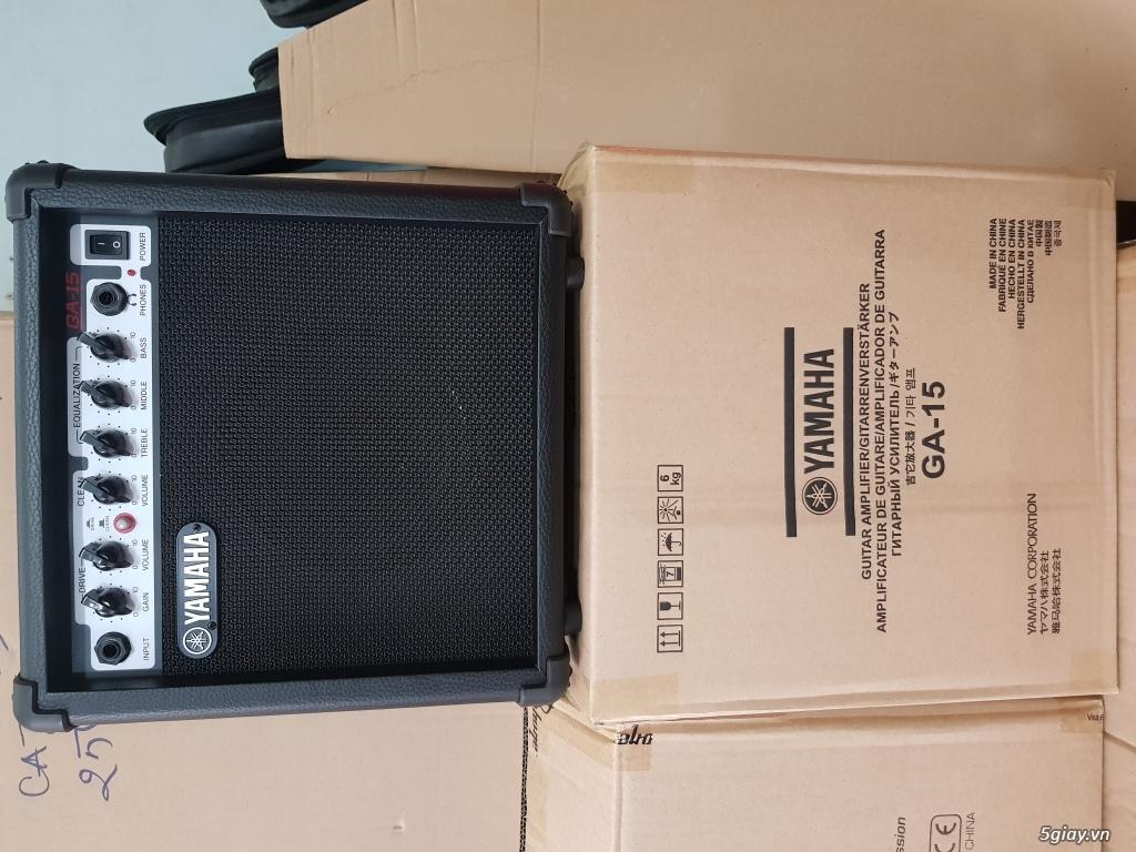 Amply Yamaha GA15 nhập khẩu - 2