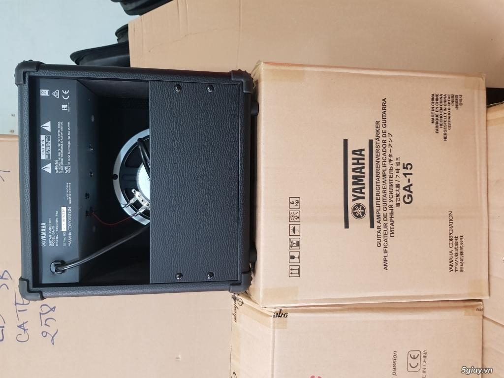Amply Yamaha GA15 nhập khẩu