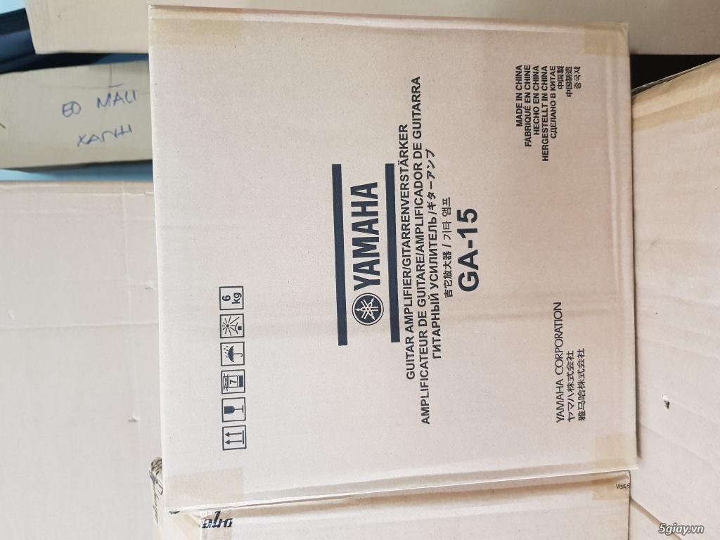 Amply Yamaha GA15 nhập khẩu - 1
