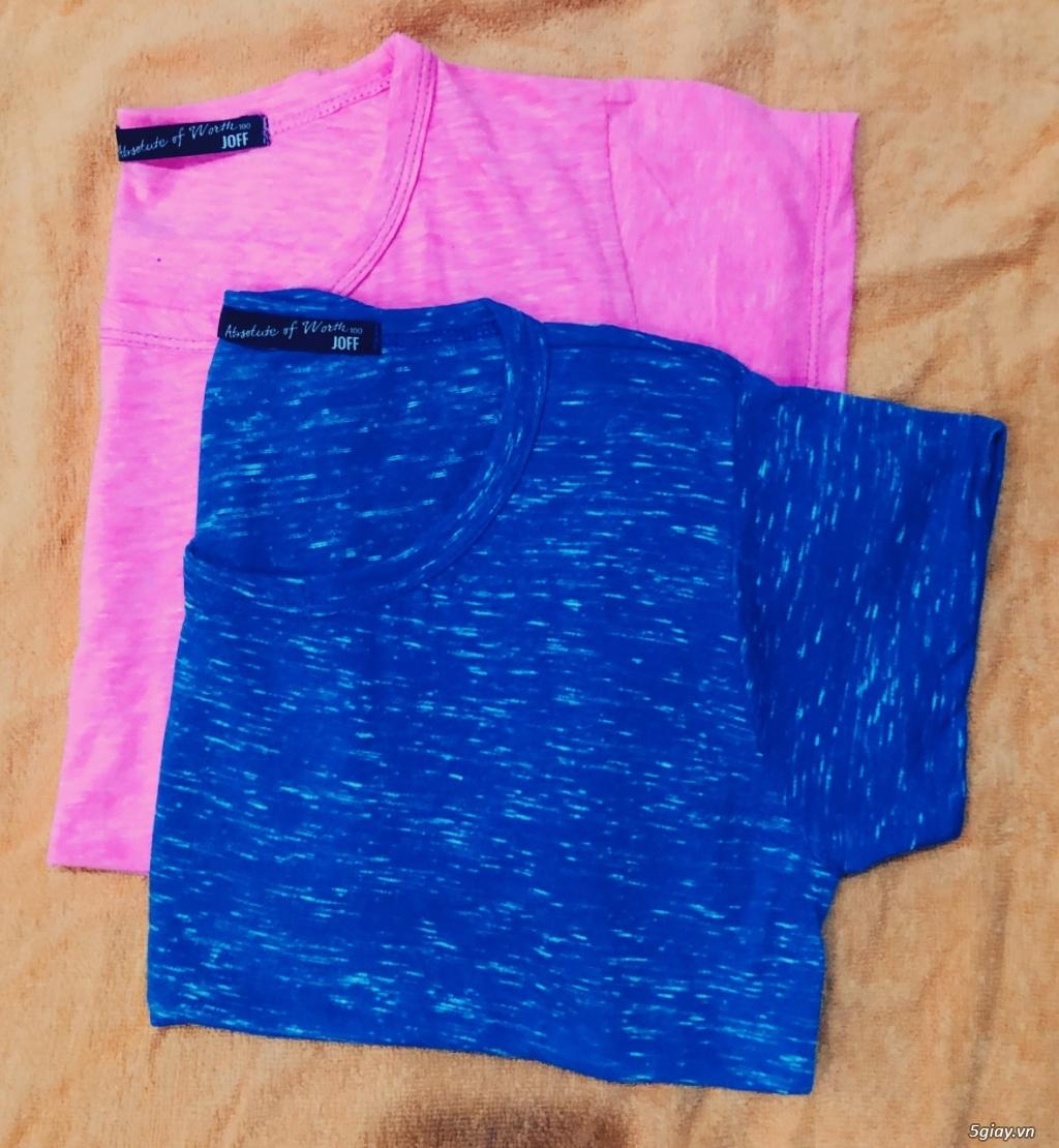 Chuyên sỉ áo thun thời trang giá rẻ cạnh tranh - 2