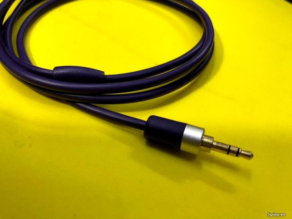 Dây Audio DIY và dây bãi chọn lọc. - 27