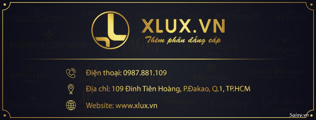 Xlux.vn - Đồng Hồ Đeo Tay Cao Cấp Chính Hãng Giá Tốt Nhất