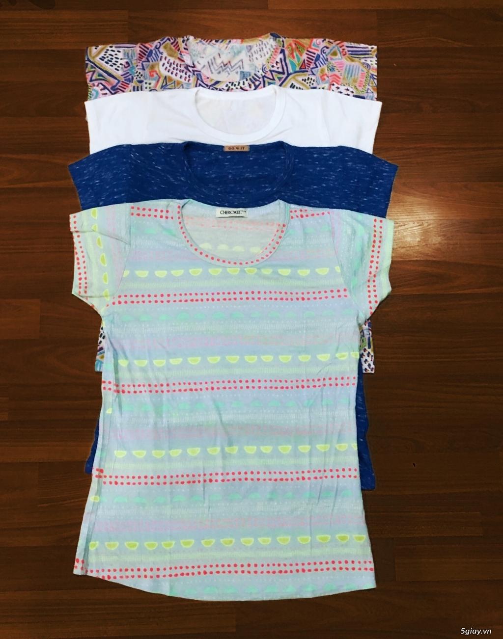 Hàng mới về thêm đây áo thun sỉ rẻ đẹp giá tận kho tại quận 8
