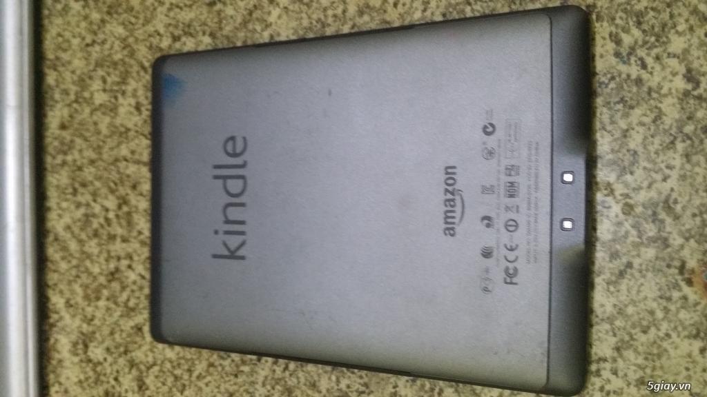 Bán Kindle basic 2012 (4th), nghiêm chỉnh, ngoại hình hơi xấu. - 1