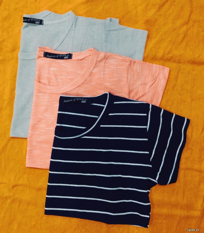 Chuyên sỉ áo thun thời trang giá rẻ cạnh tranh - 3