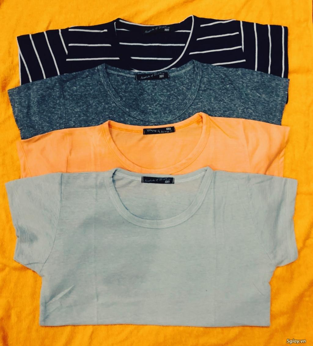 Chuyên sỉ áo thun thời trang giá rẻ cạnh tranh