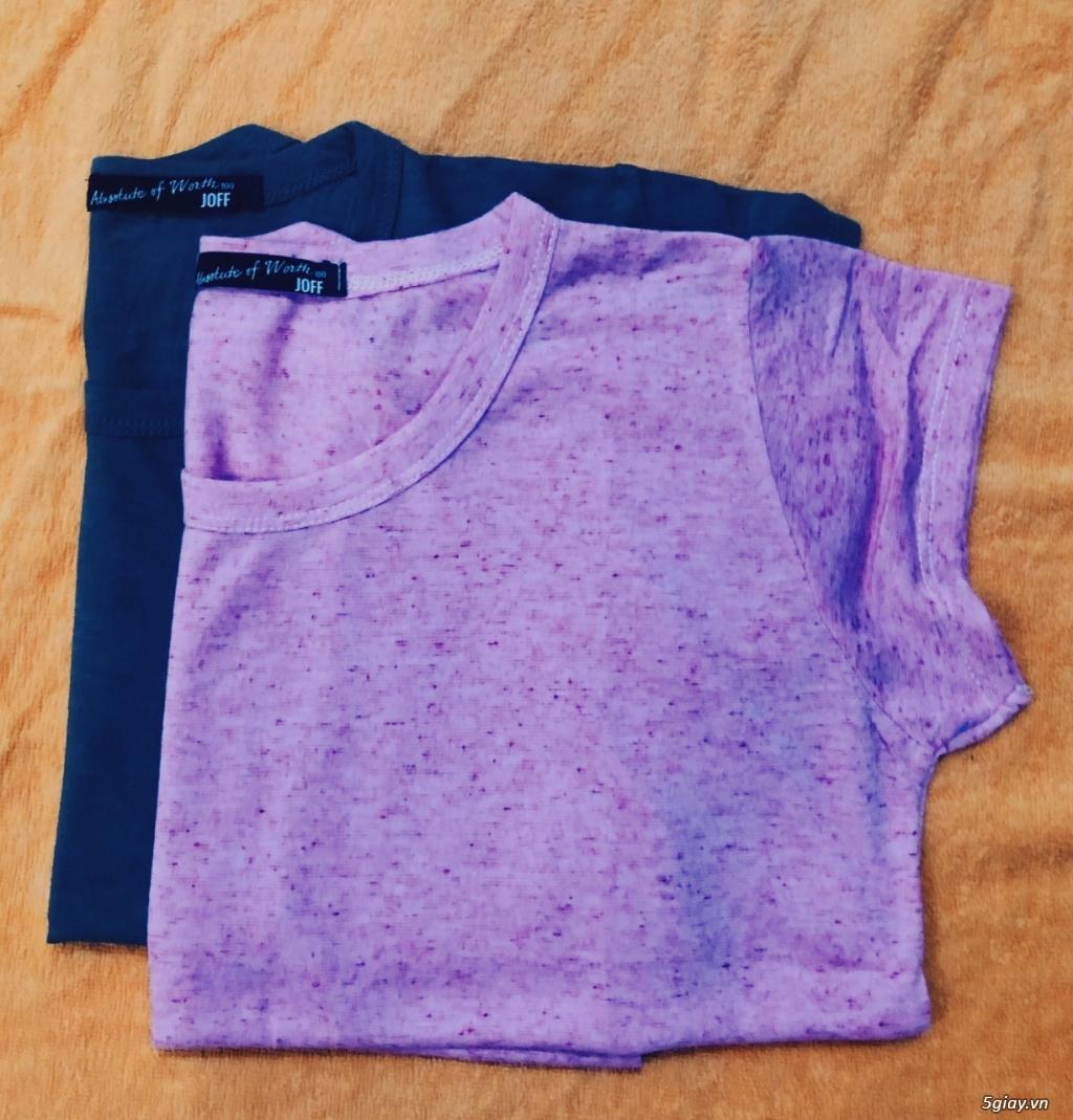 Chuyên sỉ áo thun thời trang giá rẻ cạnh tranh - 4