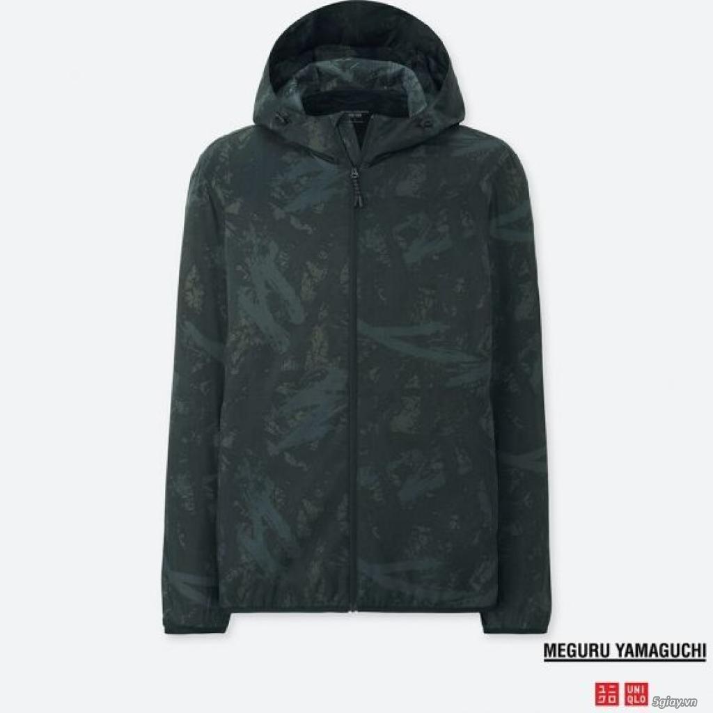 Áo chống nắng Uniqlo xuất Nhật siêu nhẹ - 6