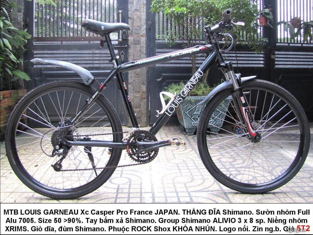 Xe đap TT Road Touring MTB hàng bãi Nhật - 4