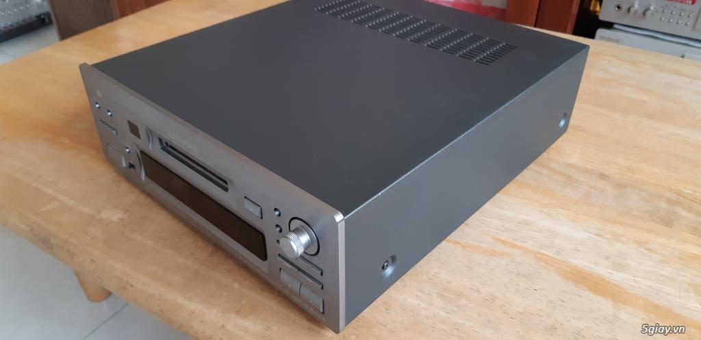 MD Sony JA50ES, Loa Wharfedale W70, Loa Infinity RS-255. - 78