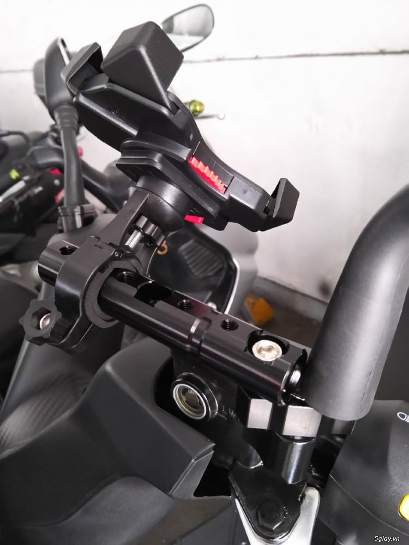 Pat đa năng gắn kính chiếu hậu xe máy - 4