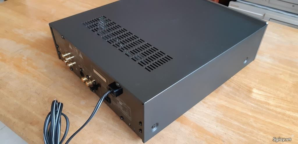 MD Sony JA50ES, Loa Wharfedale W70, Loa Infinity RS-255. - 80