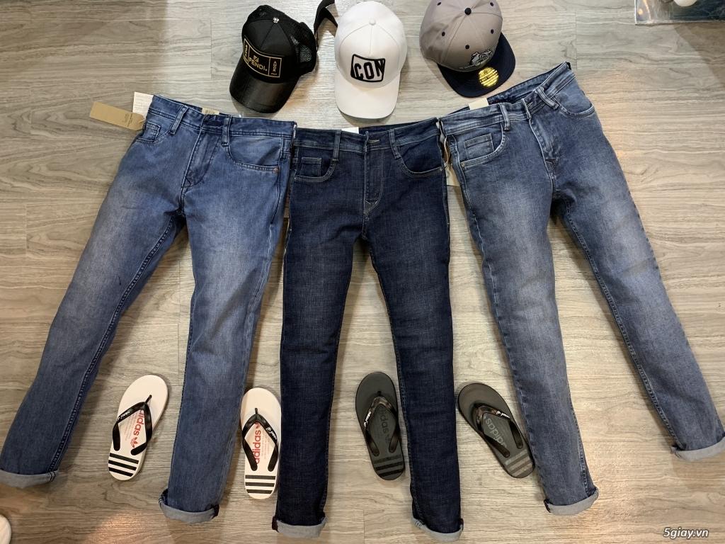 Quần jeans đơn giản ,ống suông cho ae thích đơn giản,hàng hoá đa dạng - 16