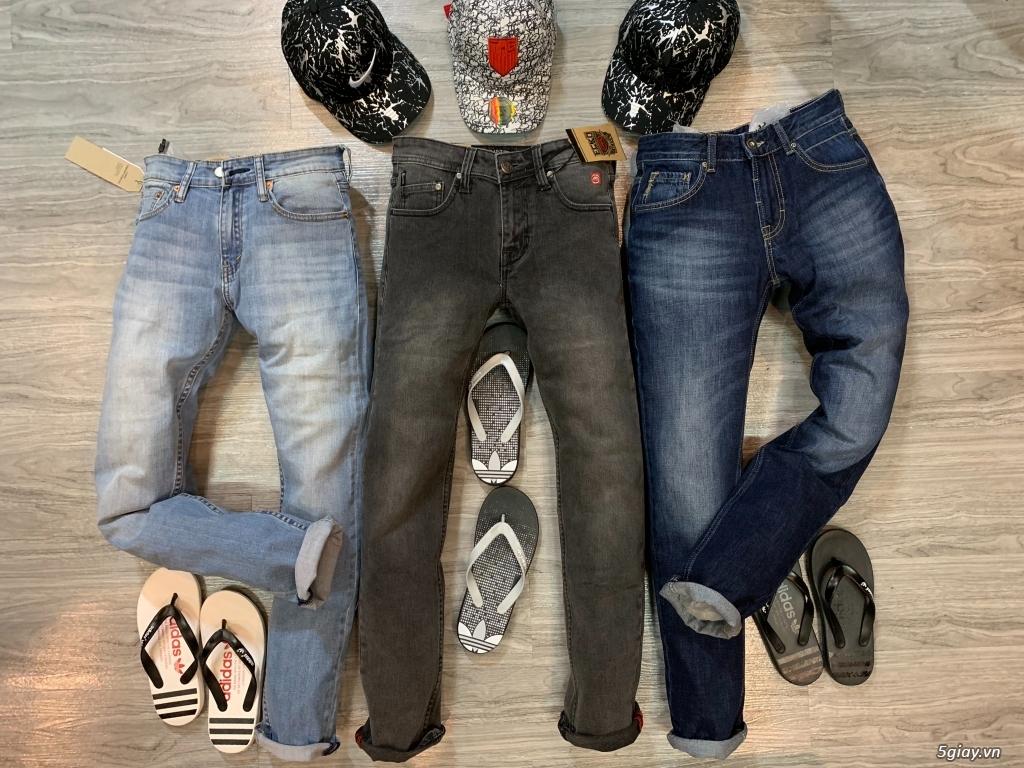 Quần jeans đơn giản ,ống suông cho ae thích đơn giản,hàng hoá đa dạng - 18