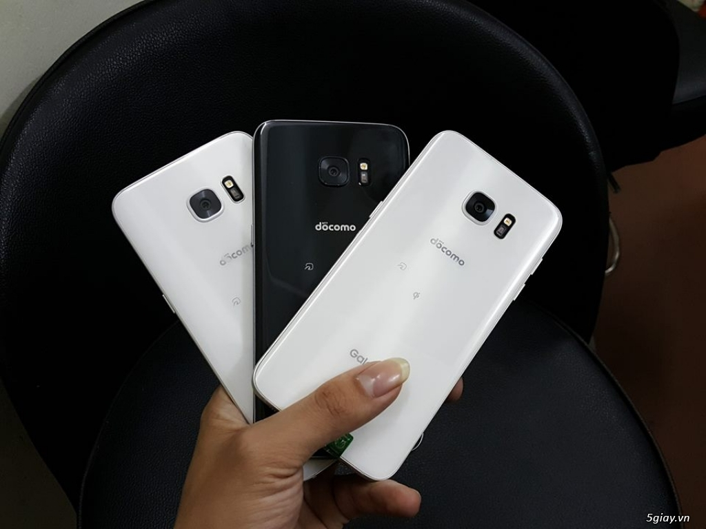 Samsung Galaxy S7 Egde Tràn viền, Ram 4G, Bộ nhớ 32GB Nhập khẩu JAPAN - 2