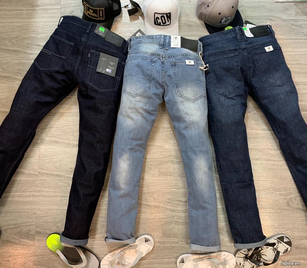 Quần jeans đơn giản ,ống suông cho ae thích đơn giản,hàng hoá đa dạng