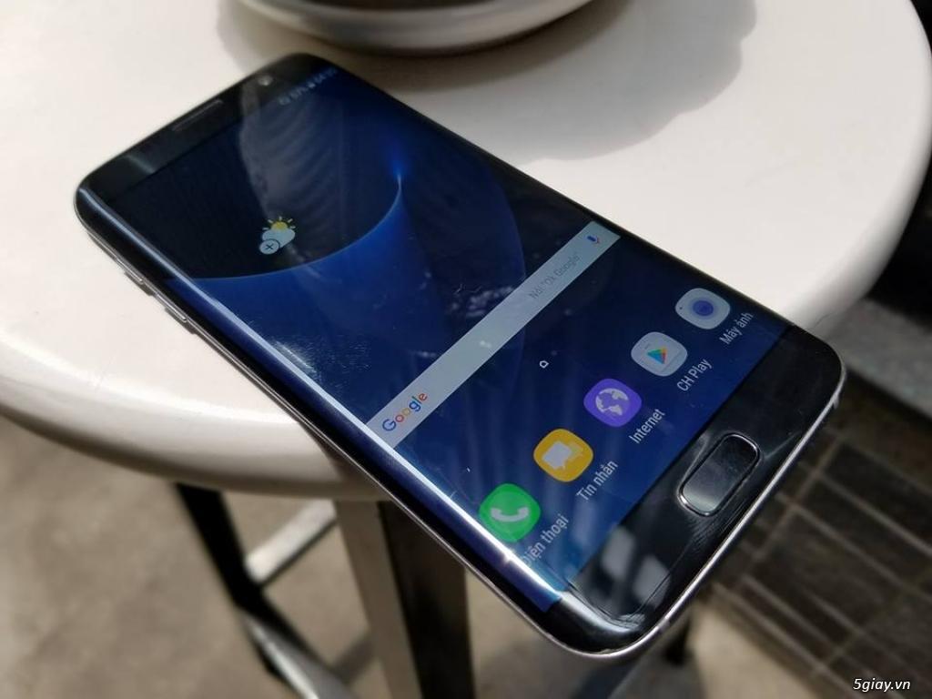 Samsung Galaxy S7 Egde Tràn viền, Ram 4G, Bộ nhớ 32GB Nhập khẩu JAPAN - 5