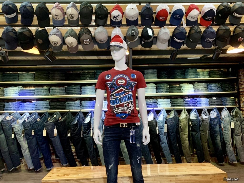 Quần jeans đơn giản ,ống suông cho ae thích đơn giản,hàng hoá đa dạng - 1