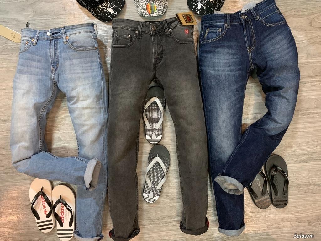 Quần jeans đơn giản ,ống suông cho ae thích đơn giản,hàng hoá đa dạng - 8