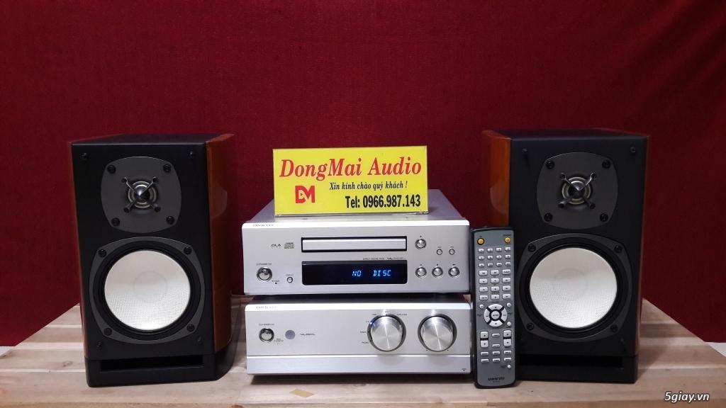 HCM -ĐồngMai Audio Chuyên dàn âm thanh nội địa Nhật hàng bãi - 3