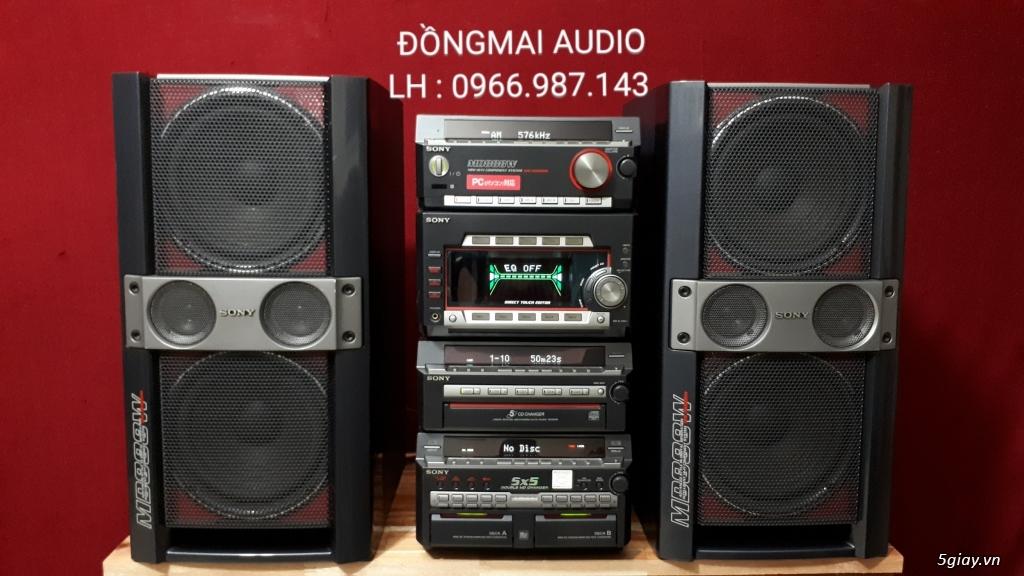 HCM -ĐồngMai Audio Chuyên dàn âm thanh nội địa Nhật hàng bãi - 4