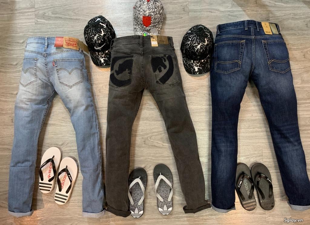 Quần jeans đơn giản ,ống suông cho ae thích đơn giản,hàng hoá đa dạng - 13