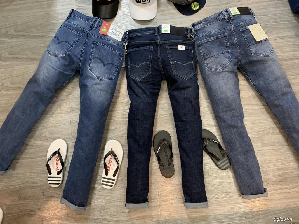 Quần jeans đơn giản ,ống suông cho ae thích đơn giản,hàng hoá đa dạng - 12