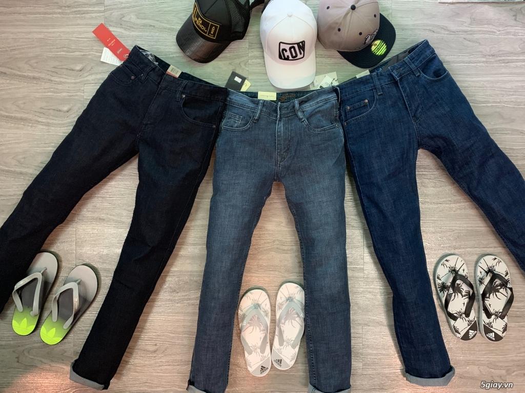 Quần jeans đơn giản ,ống suông cho ae thích đơn giản,hàng hoá đa dạng - 6