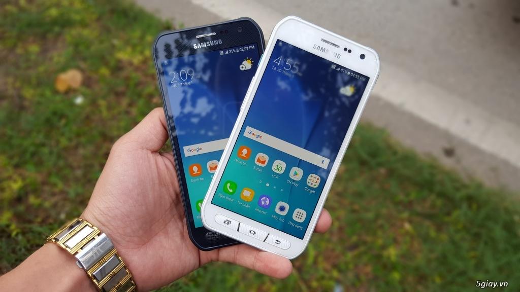 Samsung Galaxy S6 Active - Hàng Trưng Bày Siêu Thị cực đẹp- Chống Nước - 1