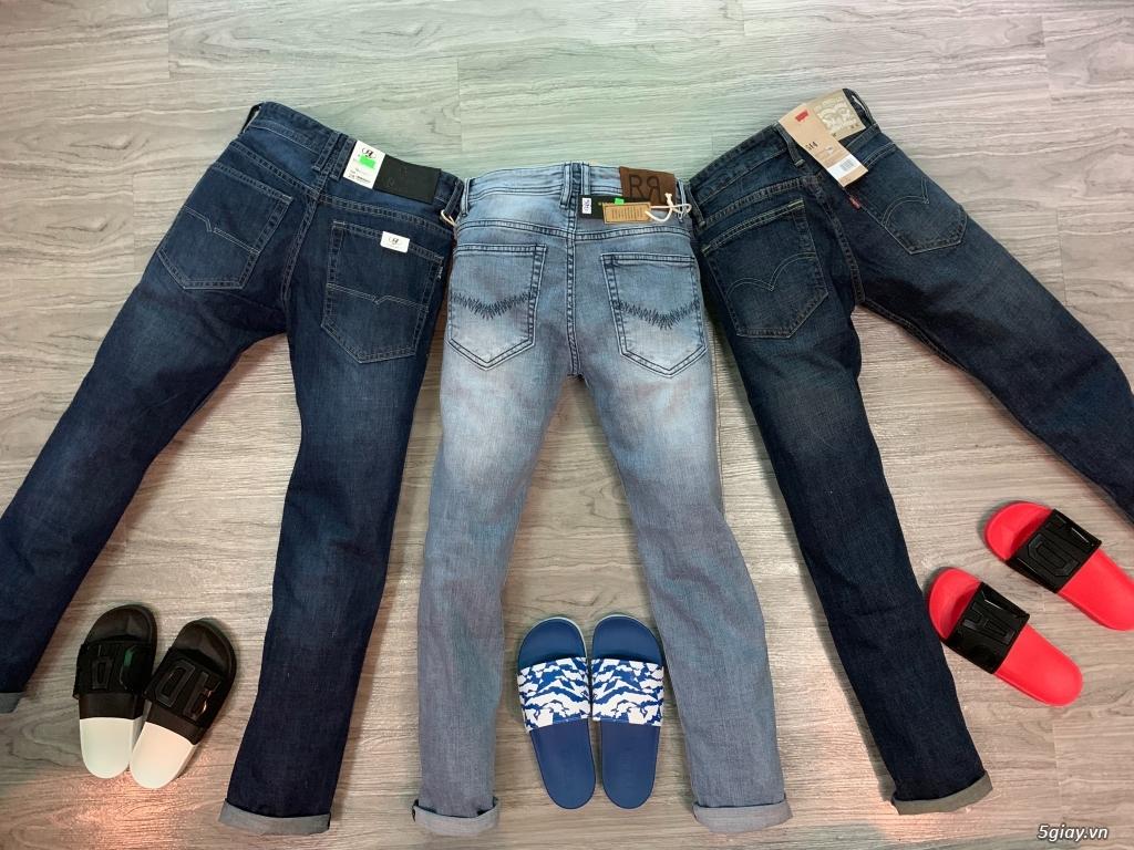 Quần jeans đơn giản ,ống suông cho ae thích đơn giản,hàng hoá đa dạng - 17