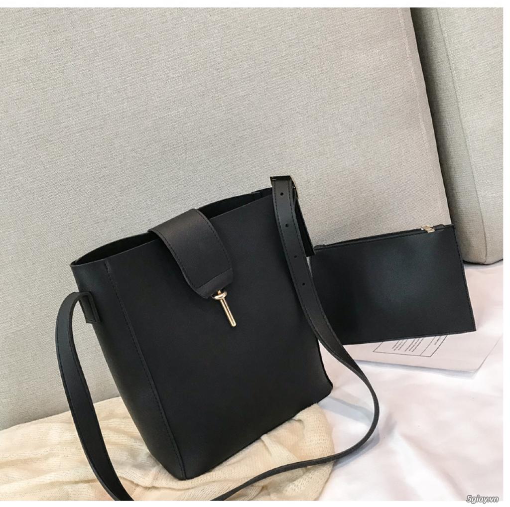 Túi xách Hàn Quốc phiên bản đơn giản túi xách giá rẻ túi xách nữ