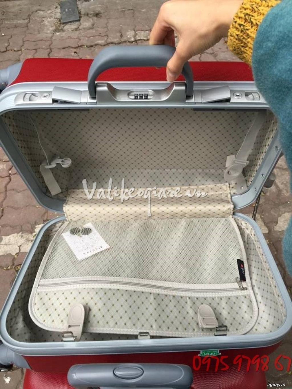 Vali ALIHAYHAY chuyên cung cấp các loại VALI KÉO khoá sập - 4