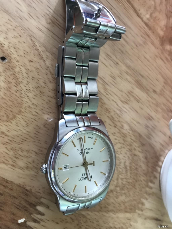 Cần bán đồng hồ tissot automatic chính hãng!!! - 2