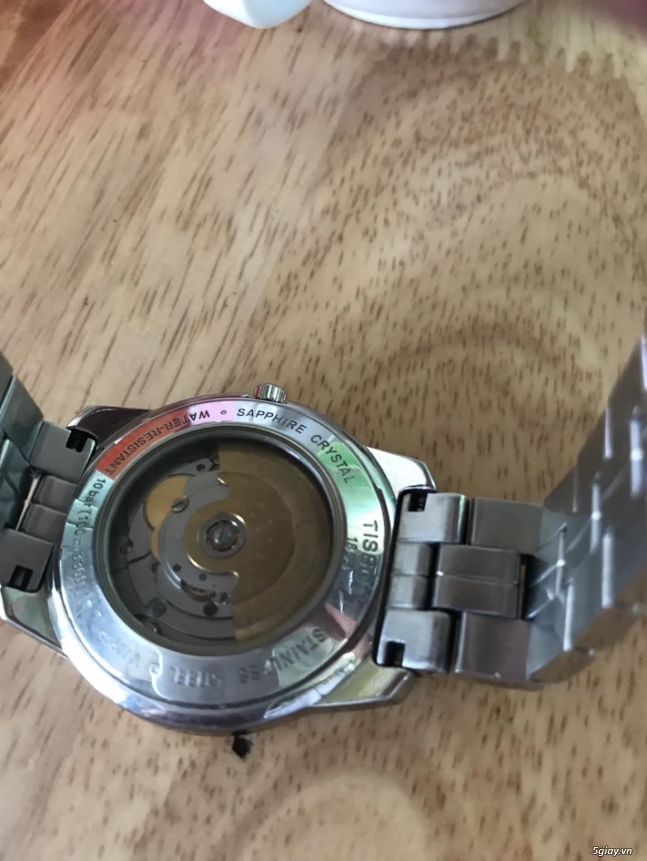 Cần bán đồng hồ tissot automatic chính hãng!!!
