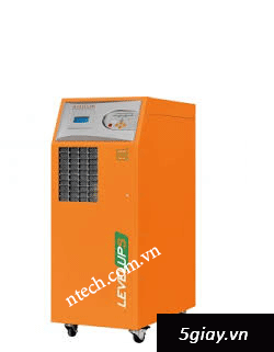 bộ lưu điện makelsan levelups 20kva (3 phase/1 phase)