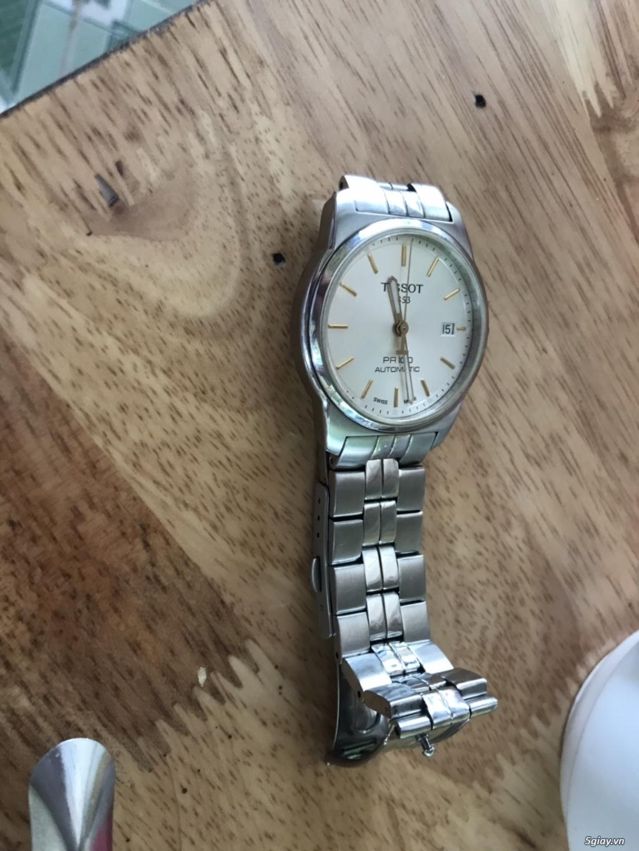Cần bán đồng hồ tissot automatic chính hãng!!! - 4