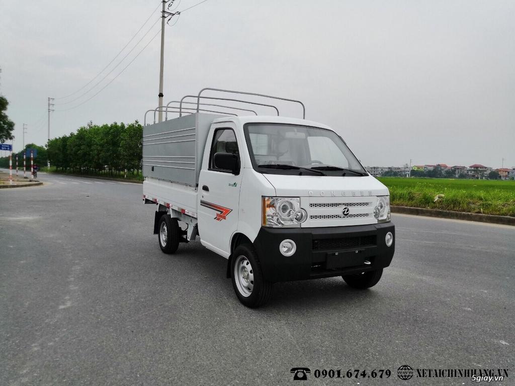 Xe tải Dongben thùng bạt 810KG chạy tốt không?